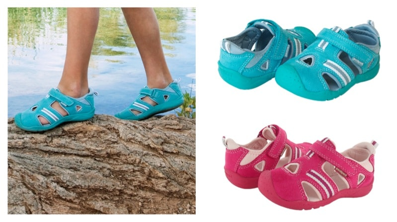 Sun, Sand or Surf ~ Pediped's Amazon Flex Shoe Is Perfect For Every Adventure!