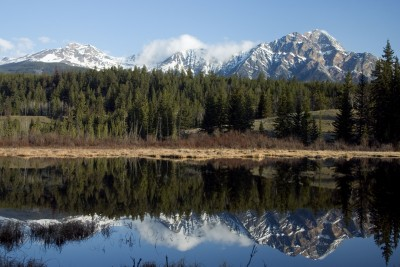 Rockies Top the List of Canadian Tourist Attractions