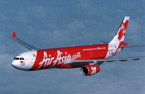 """AirAsia Offers """"Child Free"""" Seating to Passengers"""