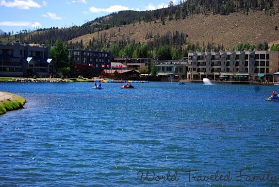 Keystone Lodge & Spa - lakeview