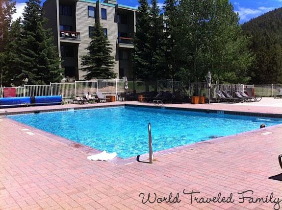 Keystone Lodge & Spa - pool