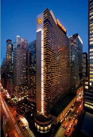 Sheraton New York Times Square Hotel - exterior-1
