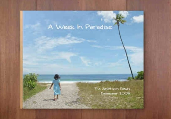 Tips For Making A Vacation Photo Book