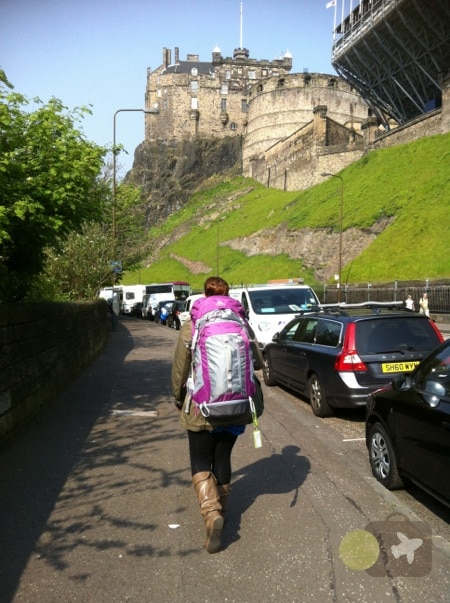 Featured Review ~ Backpacking through Scotland With The Kelty Rally 45