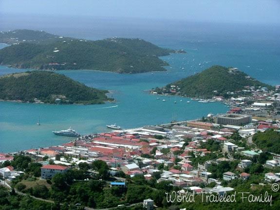 Port of Call ~ St. Thomas