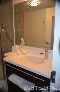 Staybridge Suites Times Square - bathroom