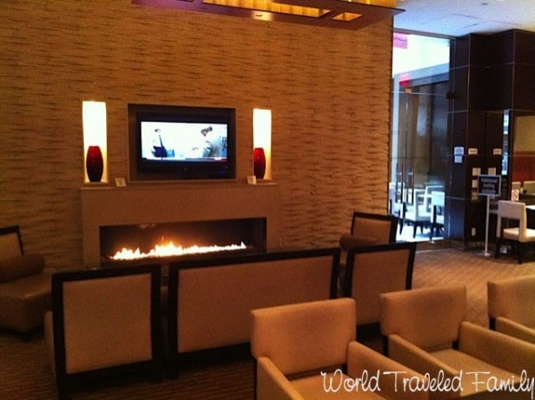 Staybridge Suites Times Square - lounge