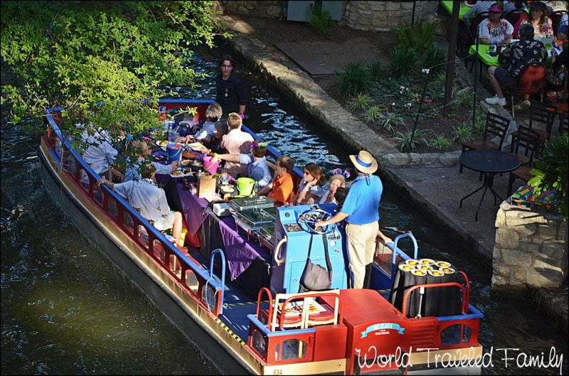 Dinner Cruise on the San Antonio Riverwalk