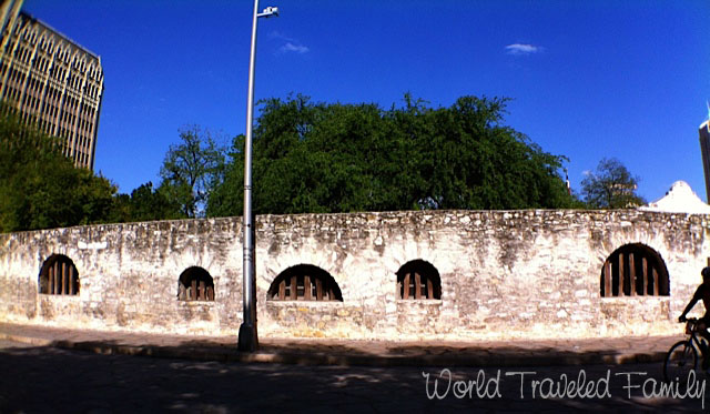 Long Barracks @ the Alamo San Antonio