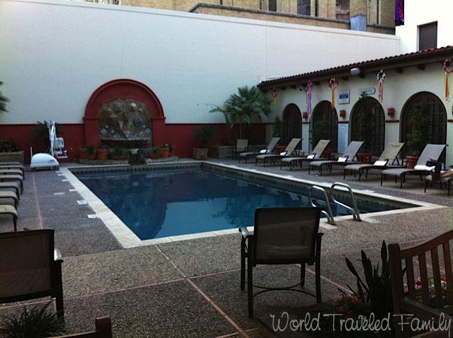 Omni La Mansion del Rio - pool