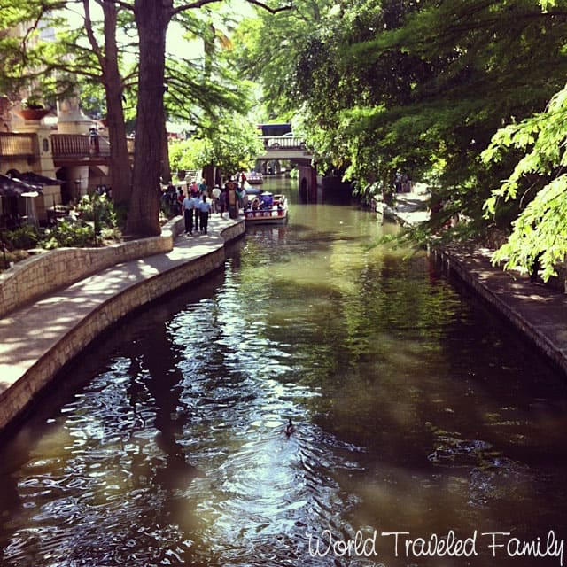 Strolling Down The River Walk In San Antonio World