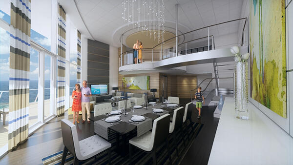 The Royal Loft - Quantum of the seas