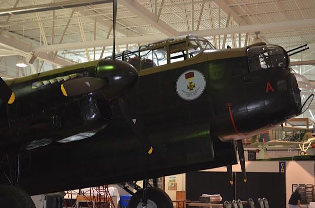 Canadian Warplane Heritage Museum - Avro Lancaster