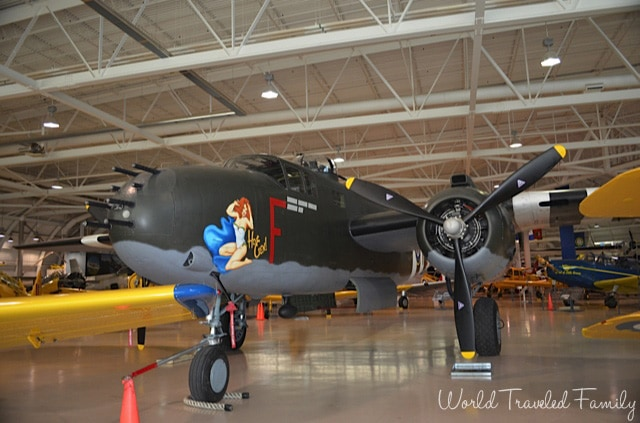Canadian Warplane Heritage Museum - bomber airplane
