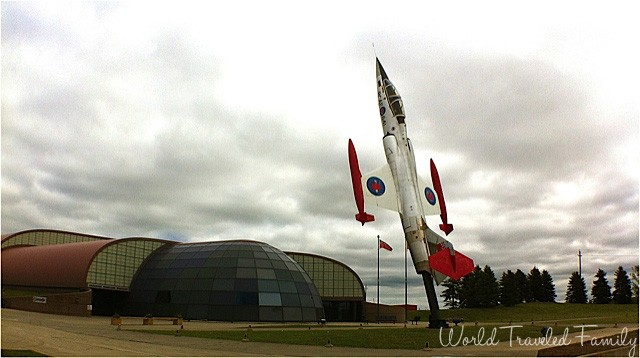 Canadian Warplane Heritage Museum - exterior