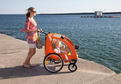 The Joovy CocoonX2 ~ My Top Pick For Summer Day Trips