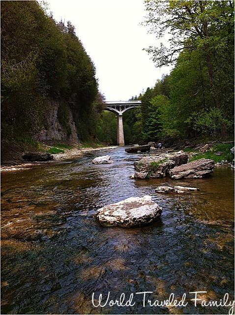 Elora Gorge 2