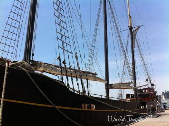 Fair Jeanne Tall Ship Festival Toronto