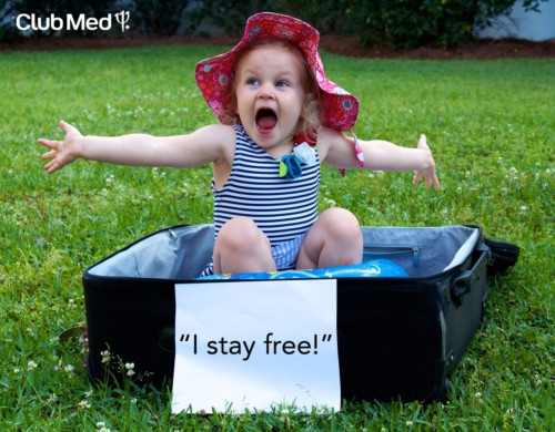 CLUB MED KIDS STAY FREE