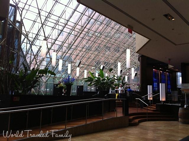 Intercontinental Toronto - restaurant