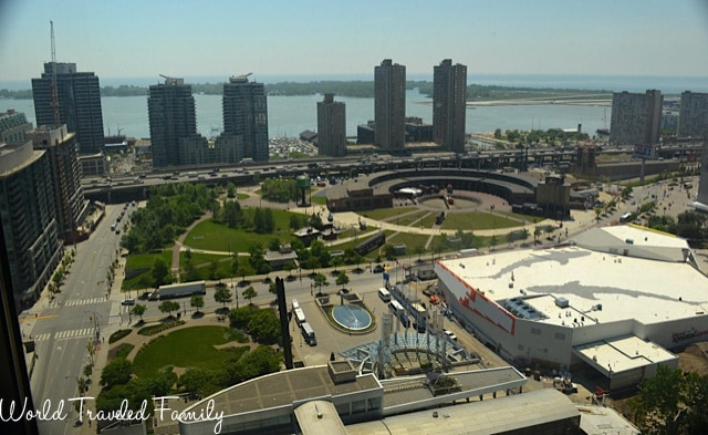 Featured Review ~ Intercontinental Toronto Center