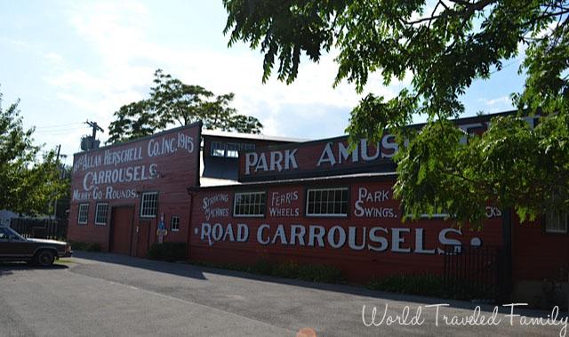 Allan Herschell Carousel Factory Musuem