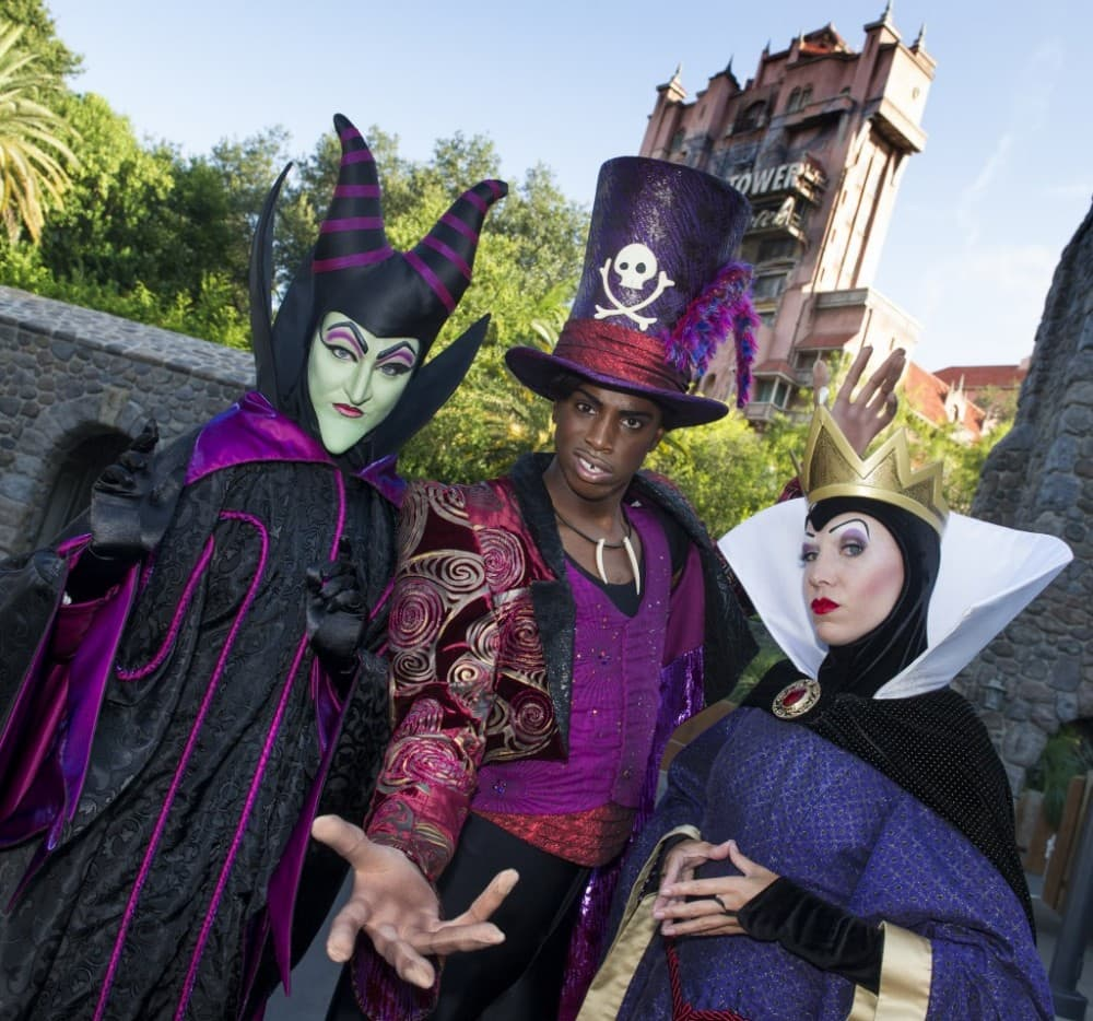 Disney Parks Unleashes the Villains on September 13th