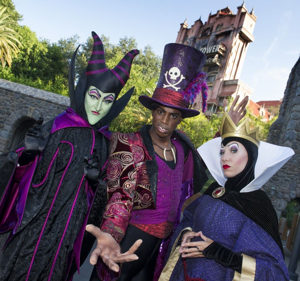 Disney Parks Unleashes the Villains on Friday the 13th!