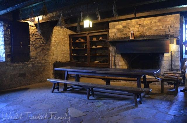 Old Fort Niagara - Boulangerie