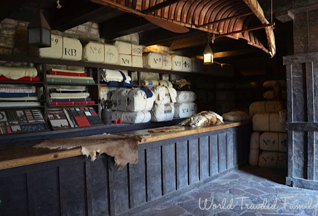 Old Fort Niagara - Trading post