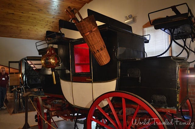 Thrasher Carriage Museum 2