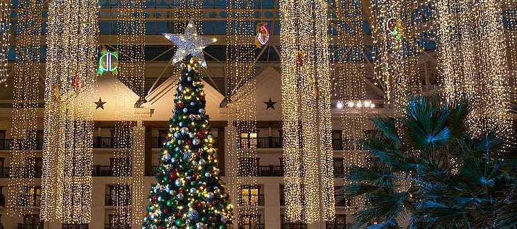 Gaylord Hotels Brings Back  U0026 39 Ice U0026 39  For The Holiday Season
