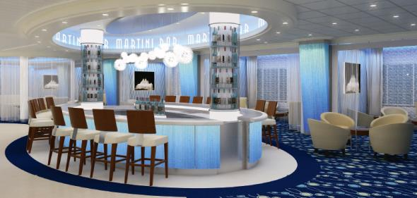Martini Bar, Celebrity Cruises
