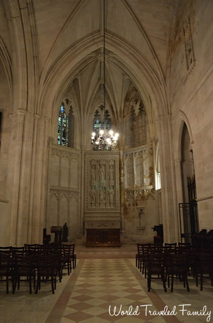 The Cathedral Church Of Saint John the Divine chapel