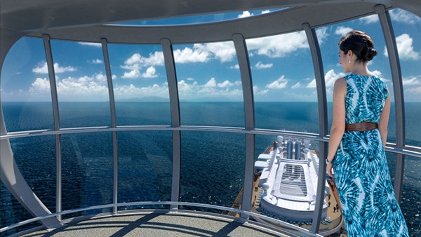 Seas And Anthem Of The Seas North Star Will Offer Guests