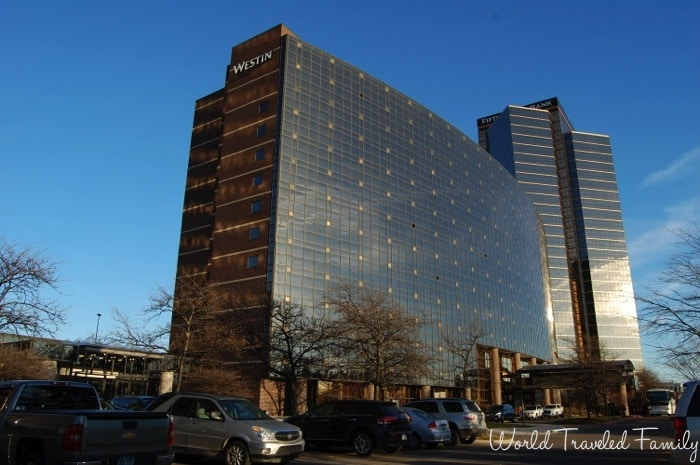Featured Review ~ Westin Southfield Detroit