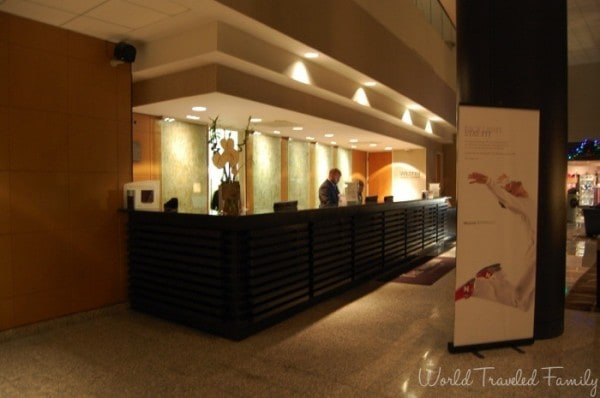 Westin Southfield Detroit  - check in