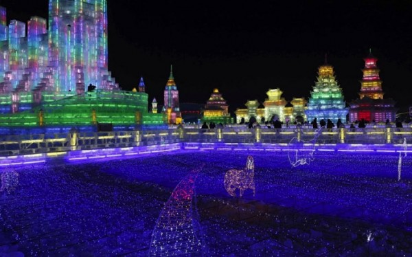 30th Harbin International Ice and Snow Festival