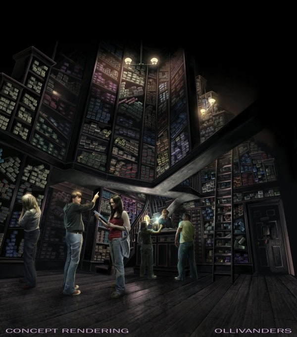 Wizarding World of Harry Potter - Ollivanders