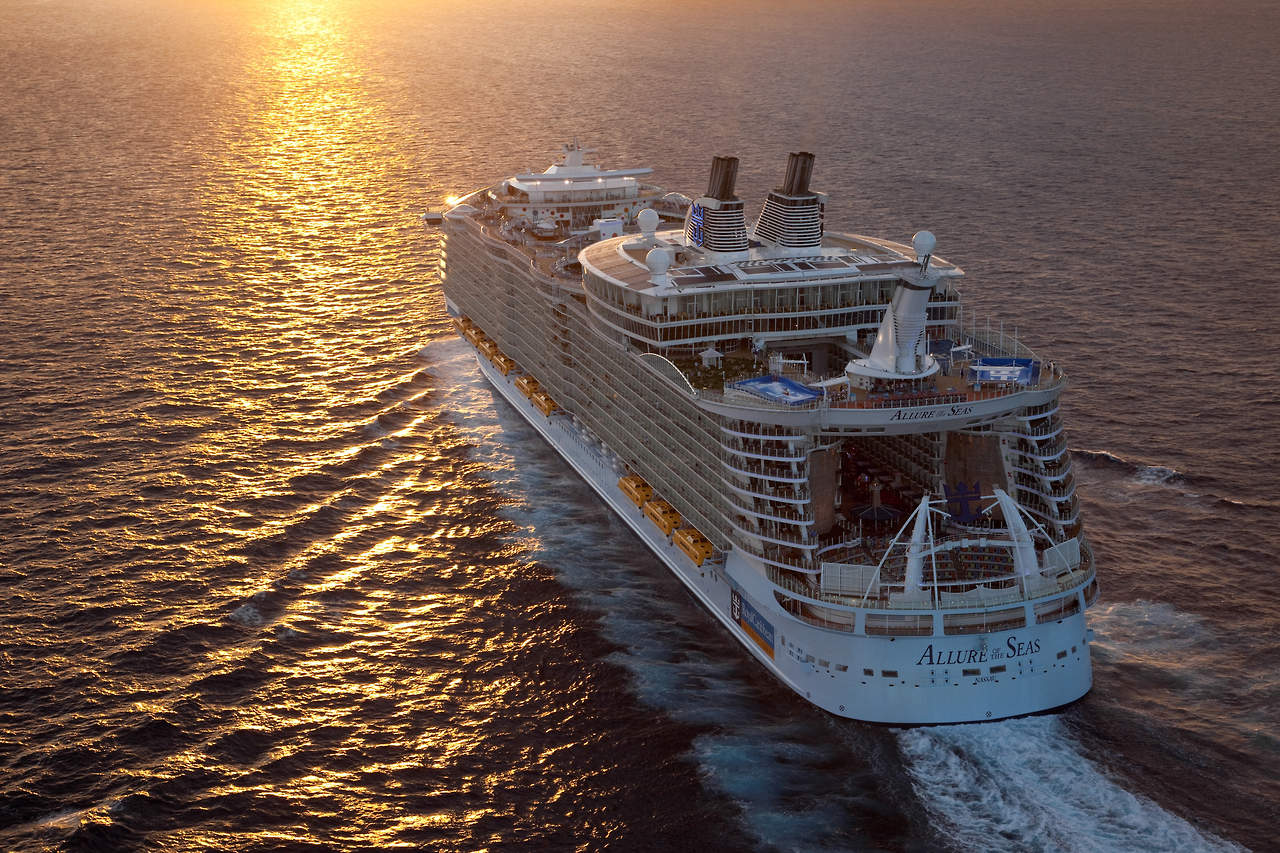 Royal Caribbean Announces Allure Will Be Homeported in Barcelona for Summer 2015