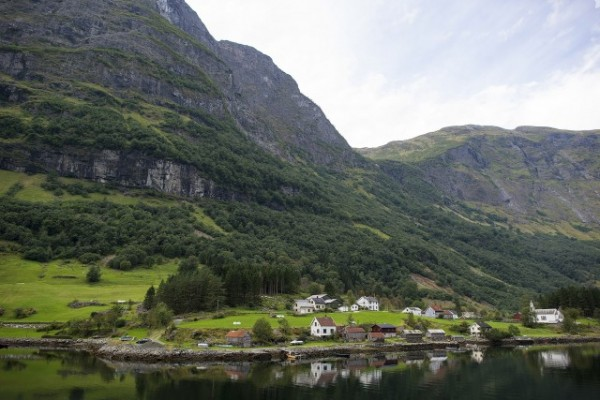 Disney Cruise Lines Norwegian Fjords
