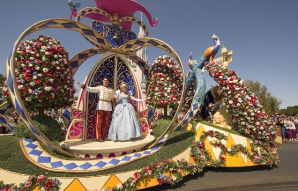 Disney Festival of Fantasy Parade - Cinderella