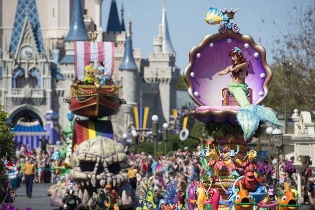 Disney Festival of Fantasy Parade Debuts at Walt Disney World Resort