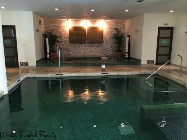 Naay Spa at Eldorado - Sensations Pool
