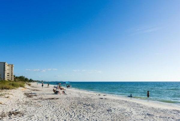 Barefoot Beach Bonita Springs, Florida