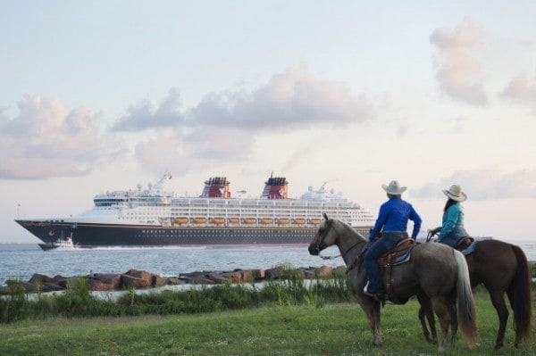 Disney Cruise Line in Galveston, Texas