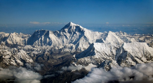 Mount Everest wikipedia