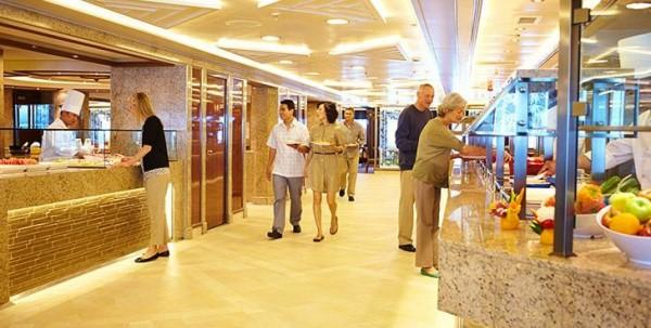 Regal Princess Cruise Ship - horizon Court