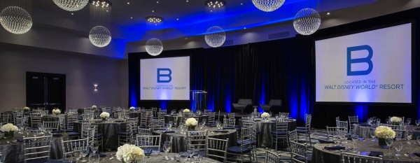 B Resort & Spa orlando - meeting space