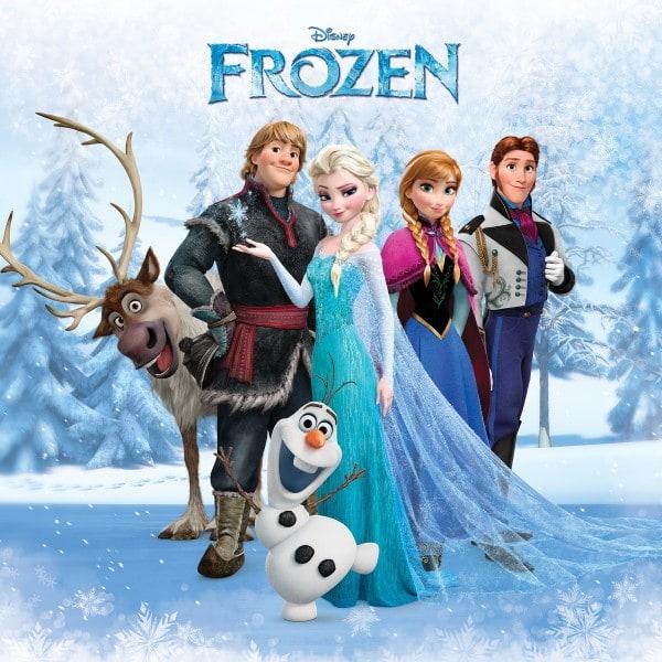 Disney Hollywood Studios Frozen Summer Fun Live